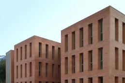 Complesso Scolastico, Perugia – Massimo Carmassi